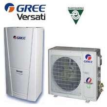GRS-CQ10Pd/Na-K В комплекте: вн.блок(гидромодуль)+нар.блок  отопление/охлаждение